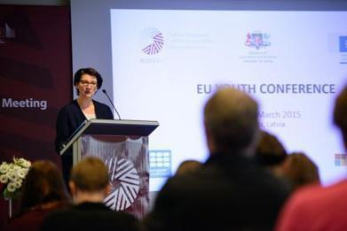 """Latvian minister: Greater youth participation """"beneficial"""" for all 