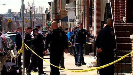 Police Fatally Shoot Man Who Allegedly Killed Daughter, Pointed Gun At Cops - CBS Local | My English Website - Bram van den Braak | Scoop.it