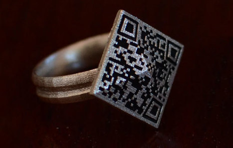 BTC Ring : la bague de mariage en Bitcoin | FabLab - DIY - 3D printing- Maker | Scoop.it