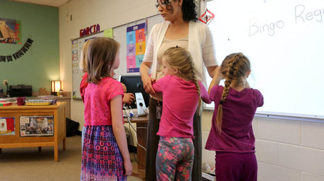 Casper dual language program could benefit Spanish speaking students | Spanish in the United States | Scoop.it