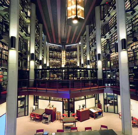 10 beautiful Canadian libraries | eLearning, Blended Learning and Mobile Learning | Scoop.it