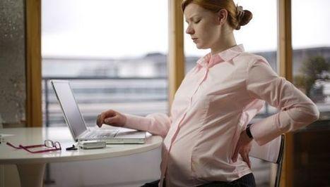 Trabajar muchas horas de pie durante el embarazo puede afectar al tamaño del bebé | Apasionadas por la salud y lo natural | Scoop.it