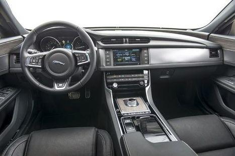 Essai - Jaguar XF 2 : gare au Jaguar | Digital Marketing ... | Scoop.it