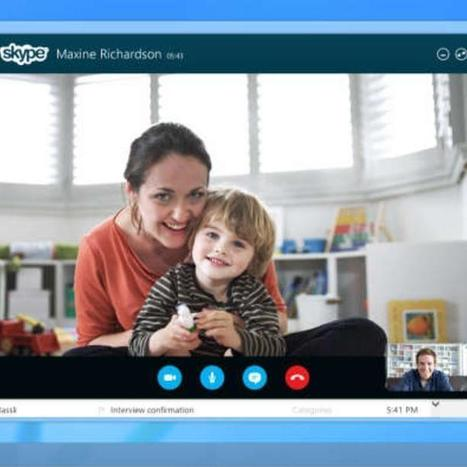 Skype Now Lets You Make Calls Directly From Outlook.com Inbox   IT Helpdesk   Scoop.it