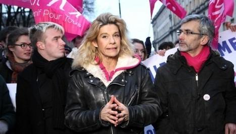 Frigide Barjot mouchée par le Sénat : un revers à l'homophobie de la Manif pour tous | LGBT genres | Scoop.it
