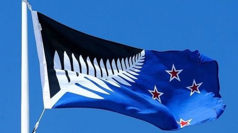 New Zealand chooses new flag as preliminary winner | Archivance - Miscellanées | Scoop.it