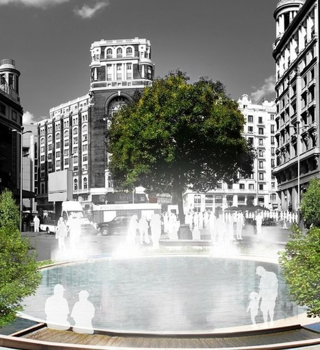 Madrid Says YES to Trees and No to Cars | URBANmedias | Scoop.it