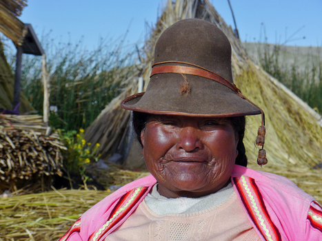 Age on the reed islands by Mikael Strandberg | Caribbean | Scoop.it