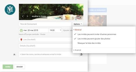 Google + est un réseau social sur lequel il faut absolument miser ! | Bibliothèque Infocom Lille3 | Scoop.it