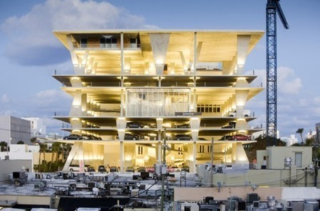 The World's 10 COOLEST Car Parks | The Architecture of the City | Scoop.it