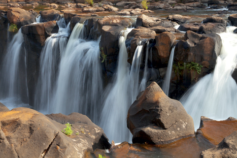 Trek the 100 Waterfalls Trail in Northern Laos   Hidden places in Asia   Scoop.it