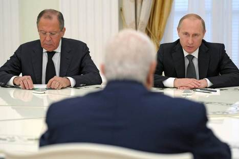 Russia Embarks on 'Active Intervention' in Syria | Information wars | Scoop.it