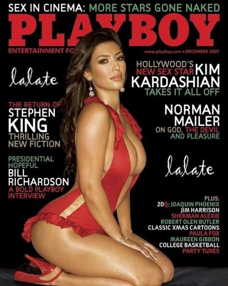 Kim Kardashian Wants To 'Pose For Playboy Or Some Nude Shoot' | Kim Kardashian | Scoop.it