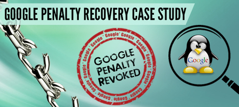 Google Algorithmic and Manual (Unnatural Links) Penalty Recovery Case Study   E2M Blog   How to recover from penguin penalty   Scoop.it