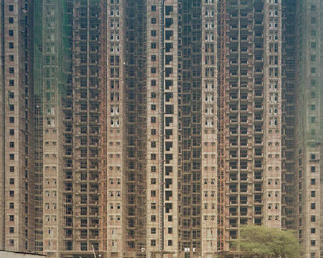 Absorbing Pictures of the Urban Expansion of India | great buzzness | Scoop.it