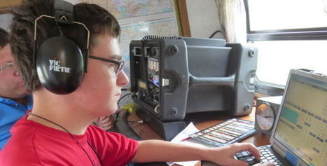 Steady frequency: McKinney Amateur Radio Club tests service, gains youth | KH6JRM's Amateur Radio Blog | Scoop.it