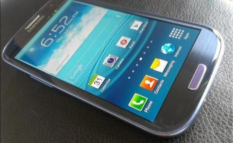 Does the Samsung Galaxy S III Live Up to Its Hype? (Review)   Mobile IT   Scoop.it