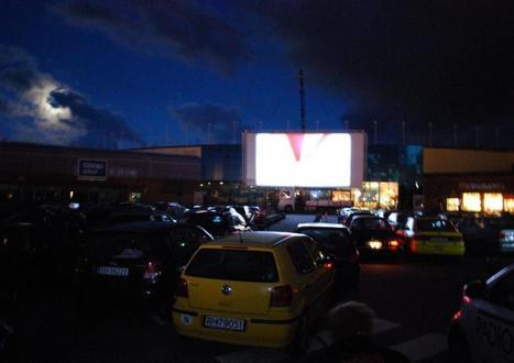 Labège : un cinéma drive-in sur le parking de l'hyper - LaDépêche.fr | Actu' & Innovation Cinéma | Scoop.it