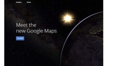 Overhauled and personalized Google Maps beta opens to all   PCWorld   Innovation Anywhere   Scoop.it