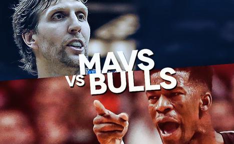 Dallas Mavericks – Chicago Bulls NBA: Pronostico e streaming   SPORT STREAMING   Scoop.it