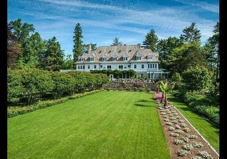 Most Expensive U.S. Home Sale Ever: Connecticut Estate Goes For $120 Million | Sustainable Living Through Technology and Nature | Scoop.it