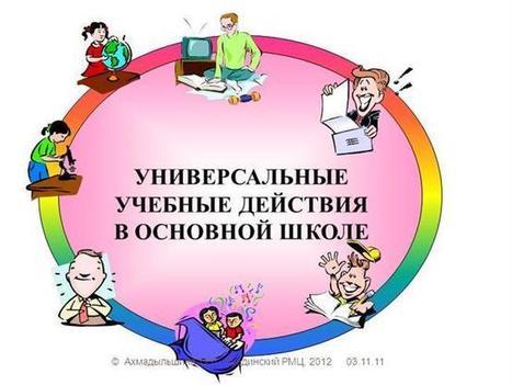 УУД В ООО Ppt Presentation | Образование | Scoop.it