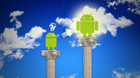 Is Android OS upgradable and why am I not getting the updates? | Peer2Politics | Scoop.it