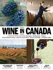 Crushing it - Macleans.ca | Wine and food | Scoop.it