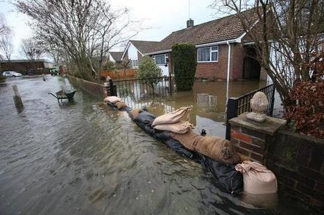 Seven year wait for flood defence funding - Romsey Advertiser | Groundwater flooding UK | Scoop.it