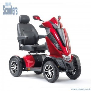 Drive King Cobra 8mph Mobility Scooter | Cheap Mobility Scooters Shop In UK | Scoop.it