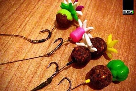 Noi momeli artificiale lansate de Evolution Carp Tackle | Carp fishing | Scoop.it