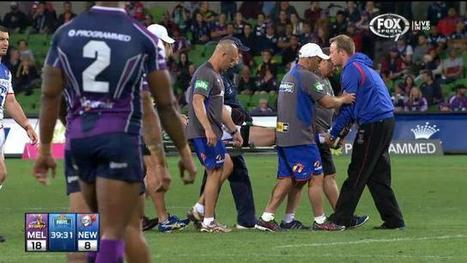 Blues Origin coach Laurie Daley says his son wouldn't play if he didn't think rugby league was safe | Violence in Sports | Scoop.it