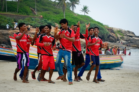 Christmas Colours of Kovalam | Morten Sillesen | Fuji X-Pro1 | Scoop.it