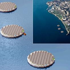 Construção de 3 laboratórios flutuantes de energia solar concentrada em Neuchâtel (CSP), Suíça   Digital Sustainability   Scoop.it