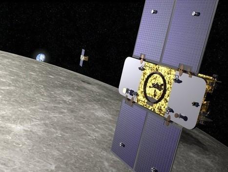 Il 17 Dicembre le due sonde gemelle GRAIL verranno fatte schiantare contro la Luna.   astronotizie   Scoop.it