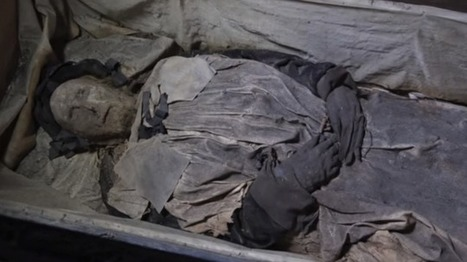 Scientists Found a Baby Hidden In a 350-Year-Old Swedish Bishop's Coffin | Strange days indeed... | Scoop.it