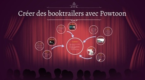 Créer des booktrailers avec Powtoon | ENT | Scoop.it