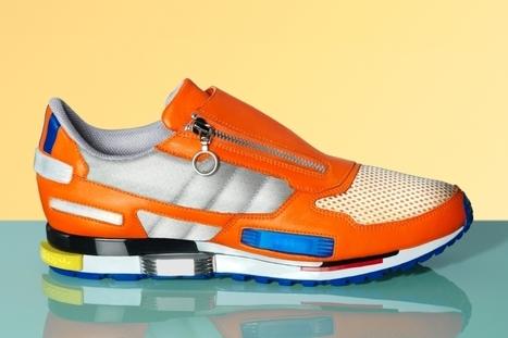 Raf Simons x Adidas Originals S/S 2014 | SHOES | Scoop.it
