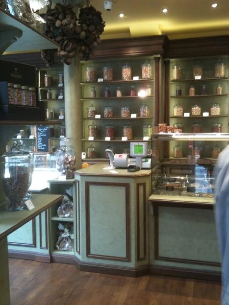 A Pistachio Shop in Paris | After London, Where Next? | Scoop.it