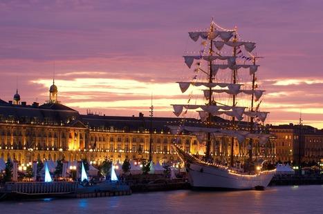 Wine and water: A river cruise through Bordeaux | Bordeaux, la vie du fleuve | Scoop.it
