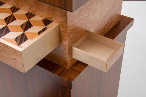 This Astonishing Puzzle Table Has More Secrets Than Surfaces | Random Things of Interest | Scoop.it