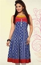 IndianWardrobe offers Beauteous Kurti Tunics Online | Indian Wardrobe | Scoop.it