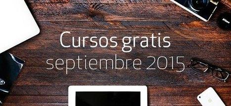 Más de 300 cursos gratis en septiembre de 2015 | Educacion, ecologia y TIC | Scoop.it