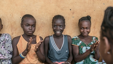 Healing Central African Republic's traumatised children   Anomie's Child   Scoop.it