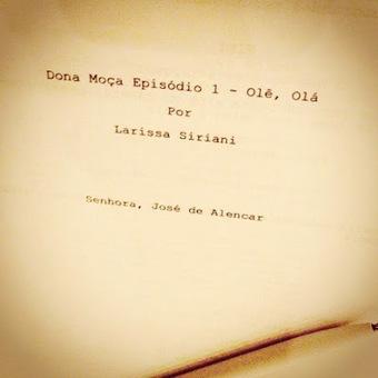 Websérie inspirada no clássico Senhora de José de Alencar estreia no YouTube!   Litteris   Scoop.it