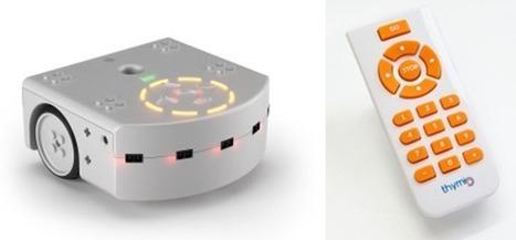 Δραστηριότητες εξοικείωσης με τη ρομποτική και τον προγραμματισμό με το ρομποτάκι Thymio | Differentiated and ict Instruction | Scoop.it