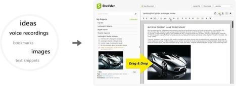 Shelfster. Outil de curation et de diffusion de votre veille. | E-apprentissage | Scoop.it