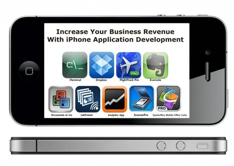 Your Business and Customized iPhone App Development – Know the Advantages | All About Web & Tech World | Scoop.it