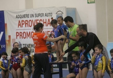 Domina UABC la Copa Olympica de gimnasia