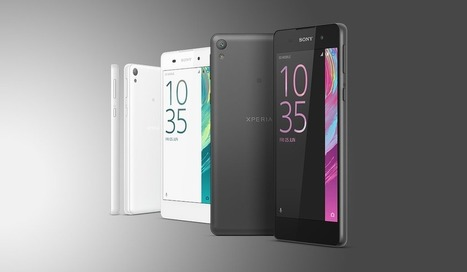 Xperia E5 Officially confirmed by Sony, accidentally revealed | Xperia Guide | Scoop.it